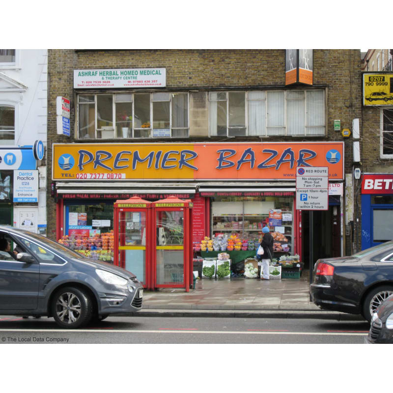 Premier Bazaar Ltd, London | Grocers & Convenience Stores - Yell
