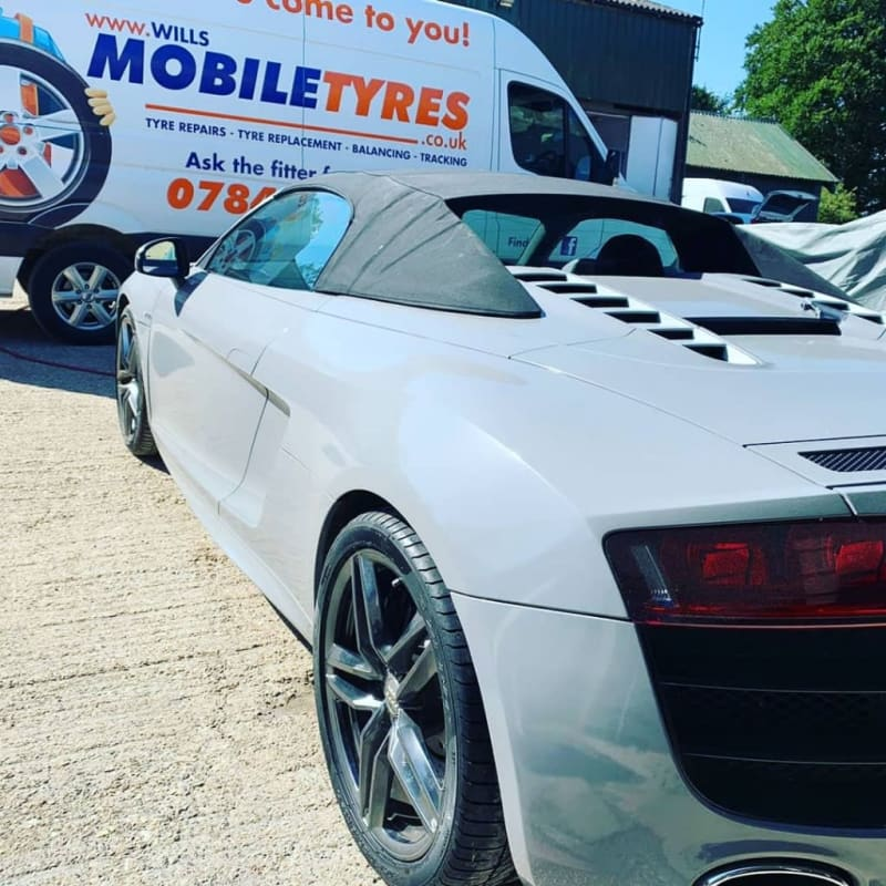 Wills Mobile Tyres, Deal | Tyres Yell