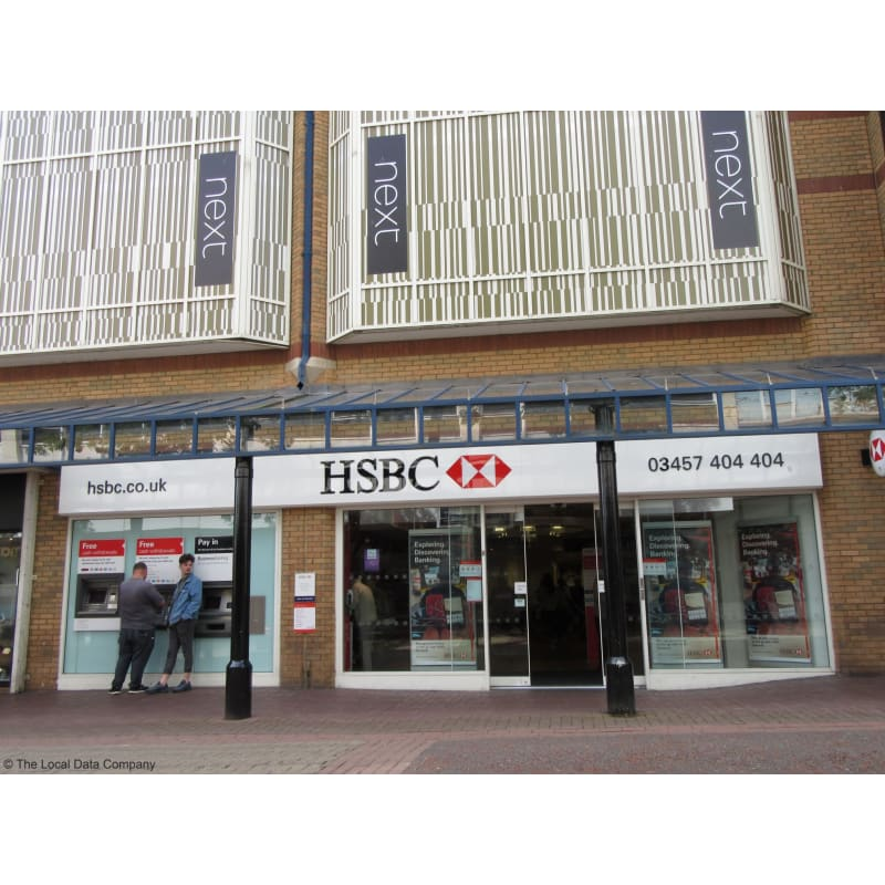 HSBC Bank plc, Birkenhead | Banks - Yell