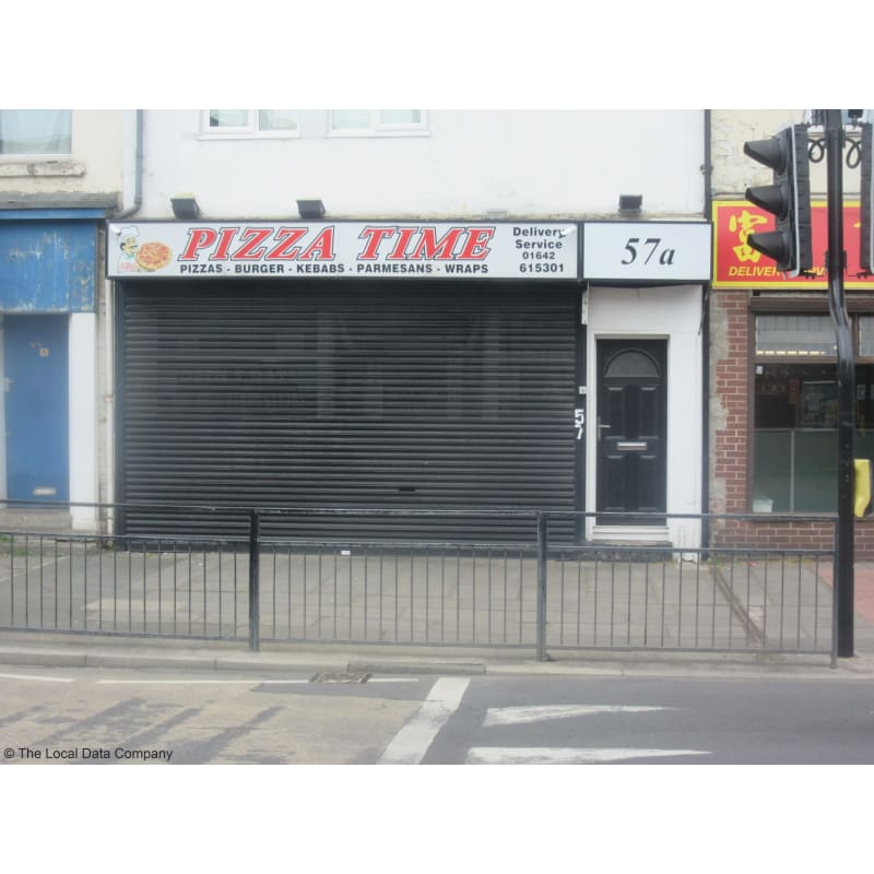 Pizza Time Stockton On Tees Pizza Delivery Takeaway Yell