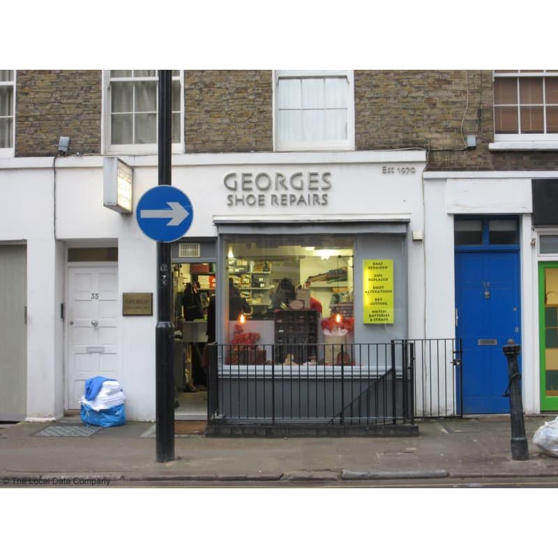 3310ddecf1 George Shoe Repairs, London | Shoe Repairs - Yell