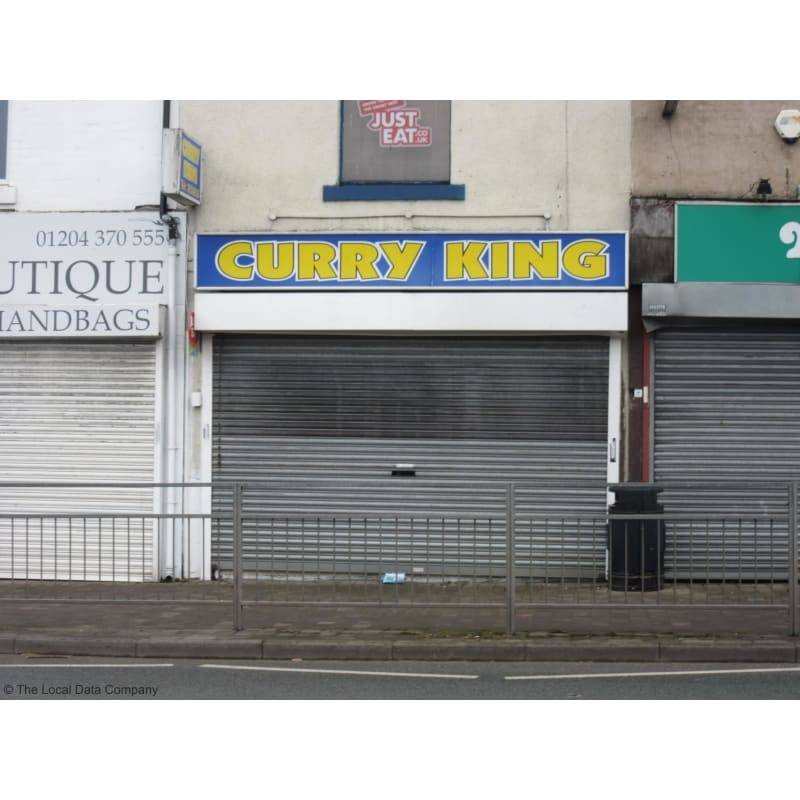 Curry King Bolton Takeaway Food Yell