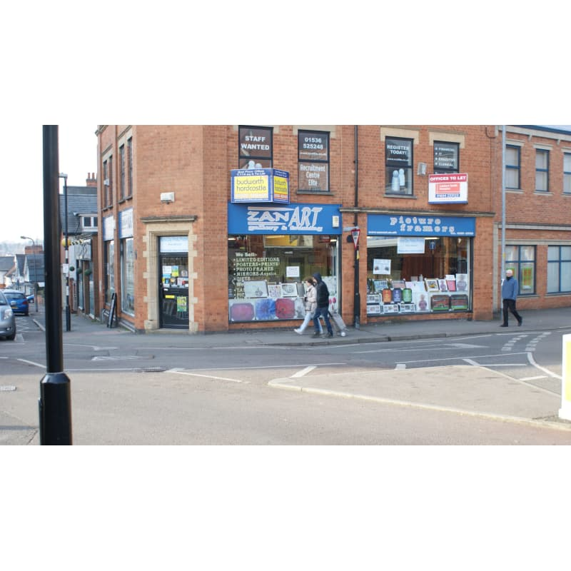 Zanart Gallery & Framing, Kettering | Picture Framers & Frame Makers ...