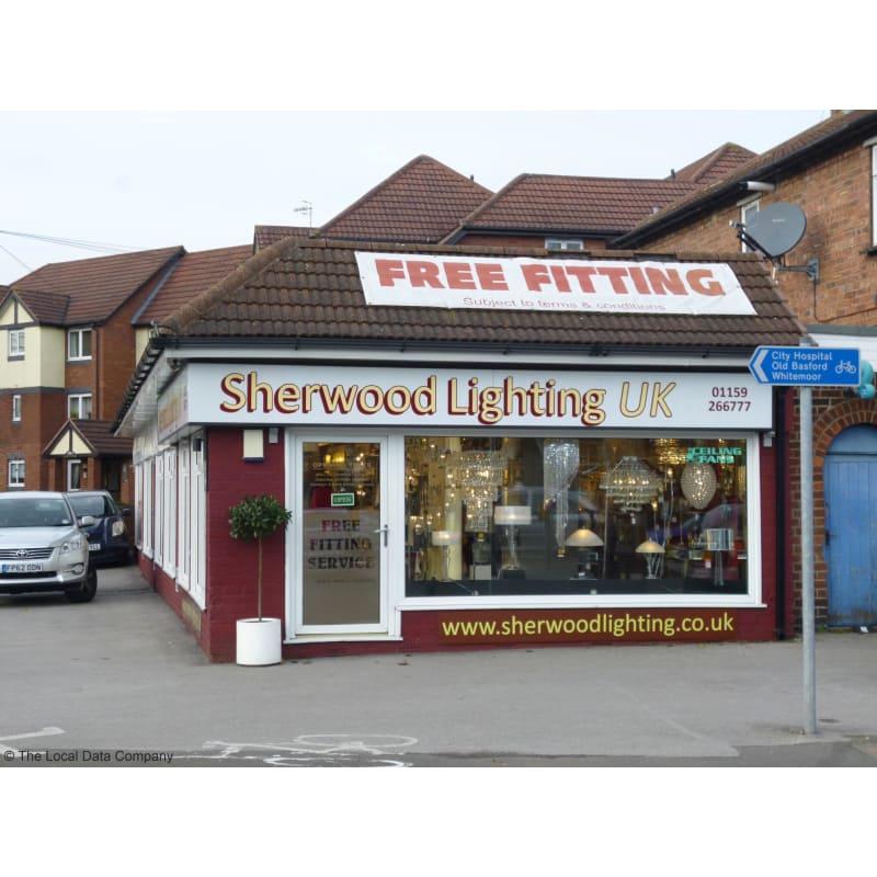 Sherwood Lighting Uk Nottingham Product