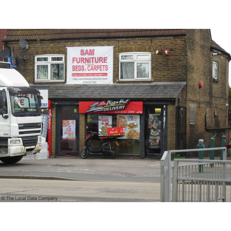 Pizza Hut Hayes Food Drink Delivered Yell