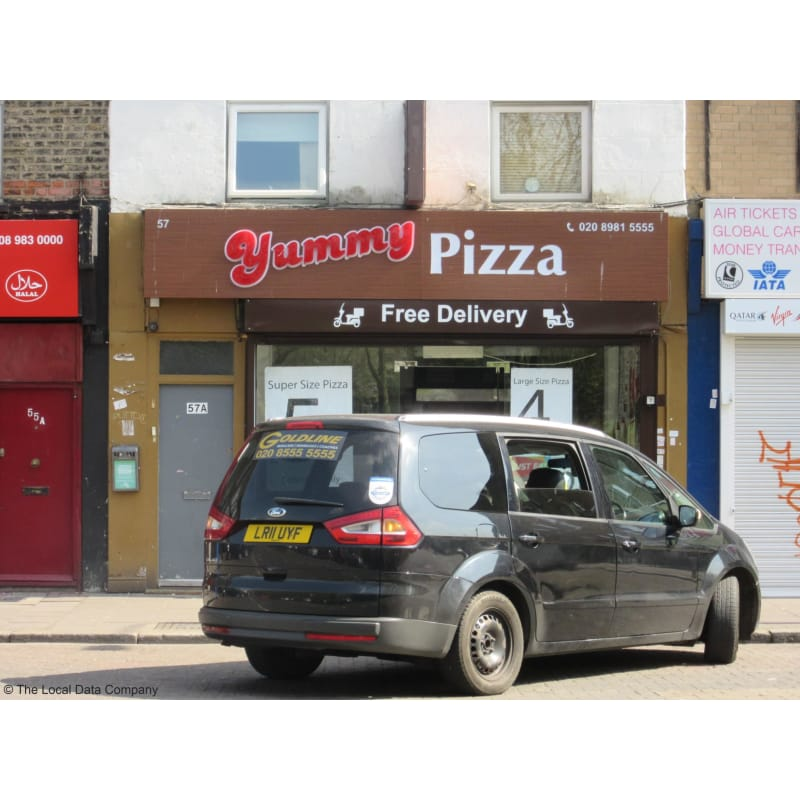 Yummy Pizza, LONDON | Pizza Delivery & Takeaway - Yell