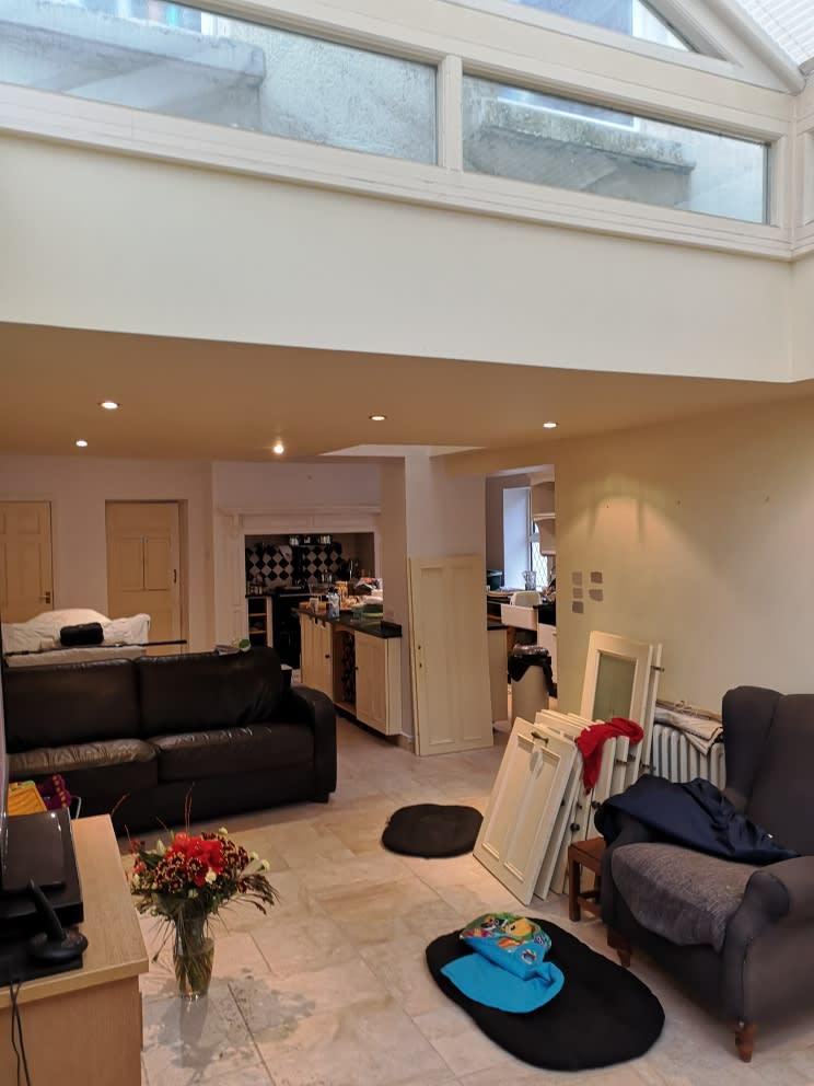 Philip Cosser/Sprayer Of Furniture & Kitchens/Painting & Decorating | Ashbury Rd, Bangor BT19 6TX | +44 7500 221137