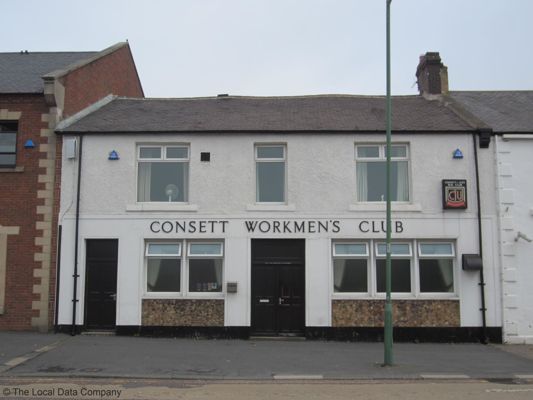 Consett & District Workmens Club & Institute | 3 Medomsley Road, Consett DH8 5HE | +44 1207 503696