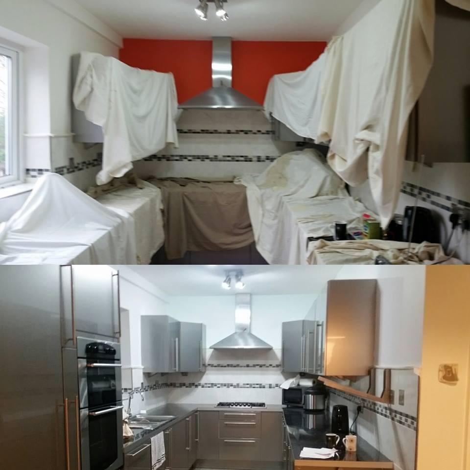 Womans Touch Painters And Decorators   40 Martin Terrace, Leeds LS4 2JY   +44 7532 137884