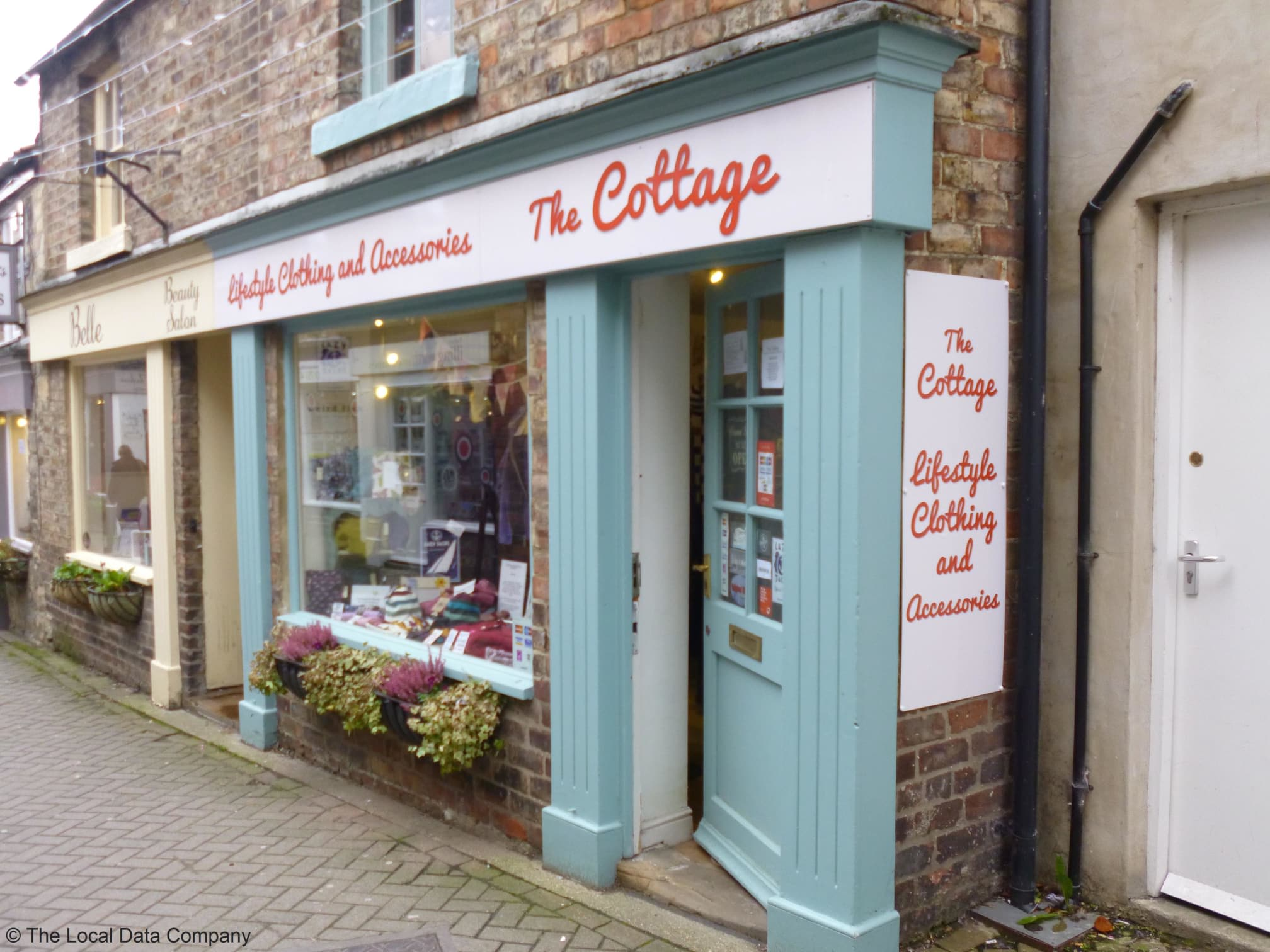 The Cottage Lifestyle Clothing & Accessories | 26A Market Place Champleys Mews, Pickering YO18 7AE | +44 1751 476332