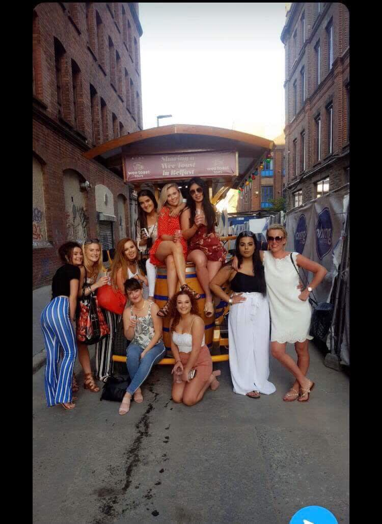 Roberta Mechan International College Of Beauty | 115-119 Royal Avenue, Belfast BT1 1FF | +44 28 9024 6999