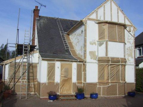 A1 Exterior Painters Glasgow West End | Oran St Day Centre 45, Oran St, Glasgow G20 8LY | +44 7828 968402