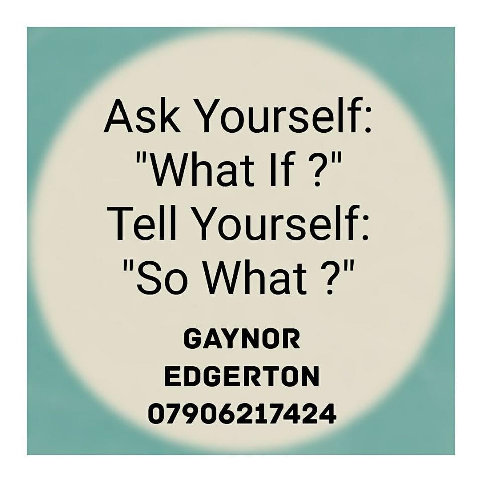 Gaynor Edgerton Clinical Hypnotherapy | The Secret Warehouse Syren St, Bootle L20 8HN | +44 7906 217424
