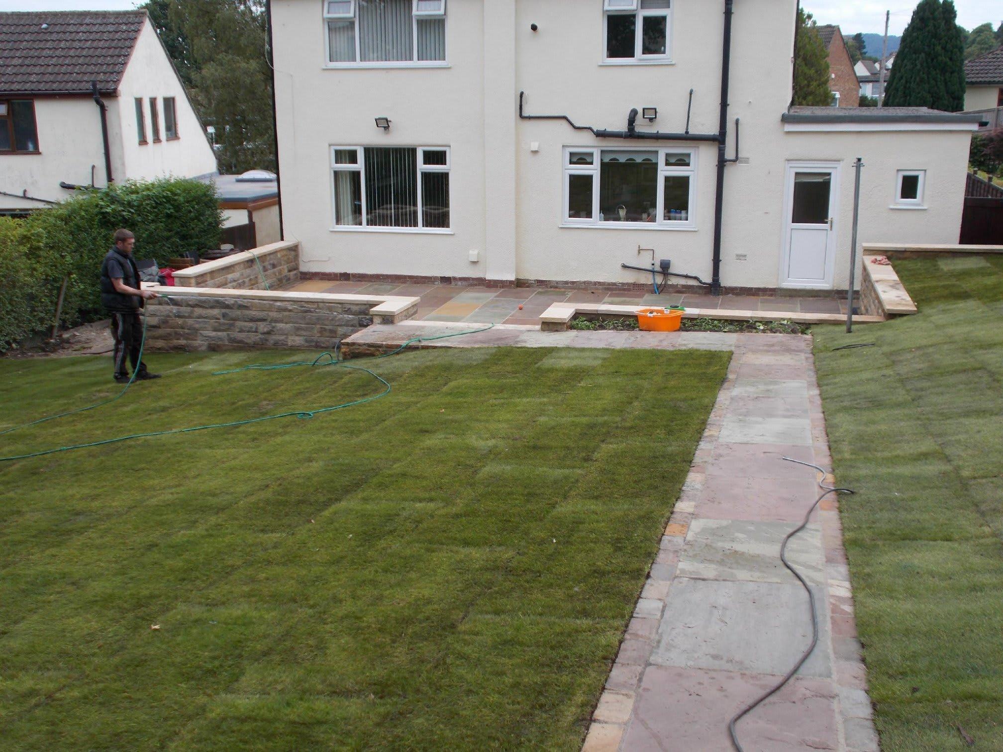 Turf Supplies Quality Lawn Turf & Top Soil Suppliers | Wood Yard Bingley Lee Lane, Bingley BD16 1UE | +44 7500 193025