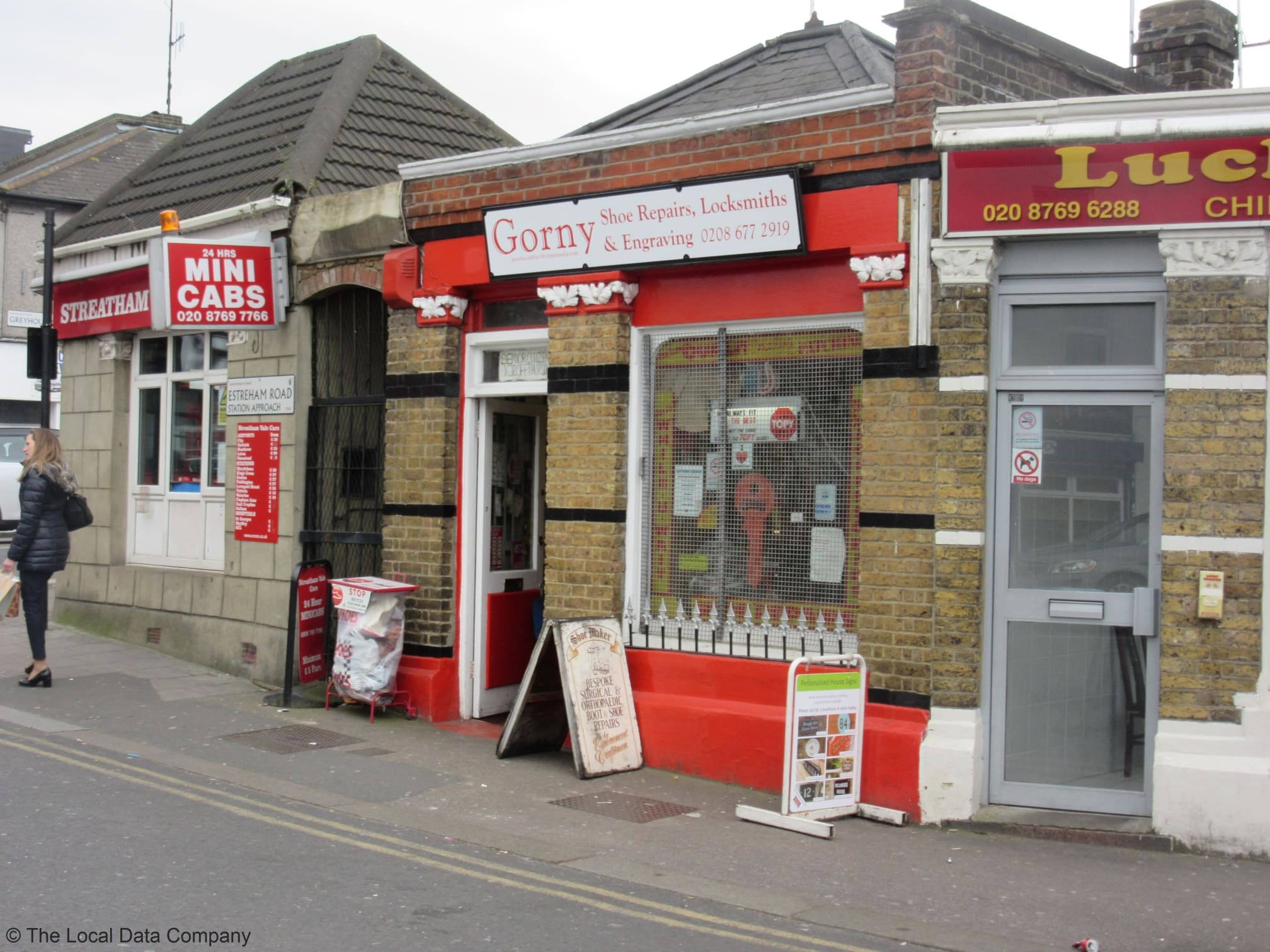 Shoe Repairs & Locksmiths & Engraving | 2 Streatham Common Station Approach, London SW16 5NR | +44 20 8677 2919