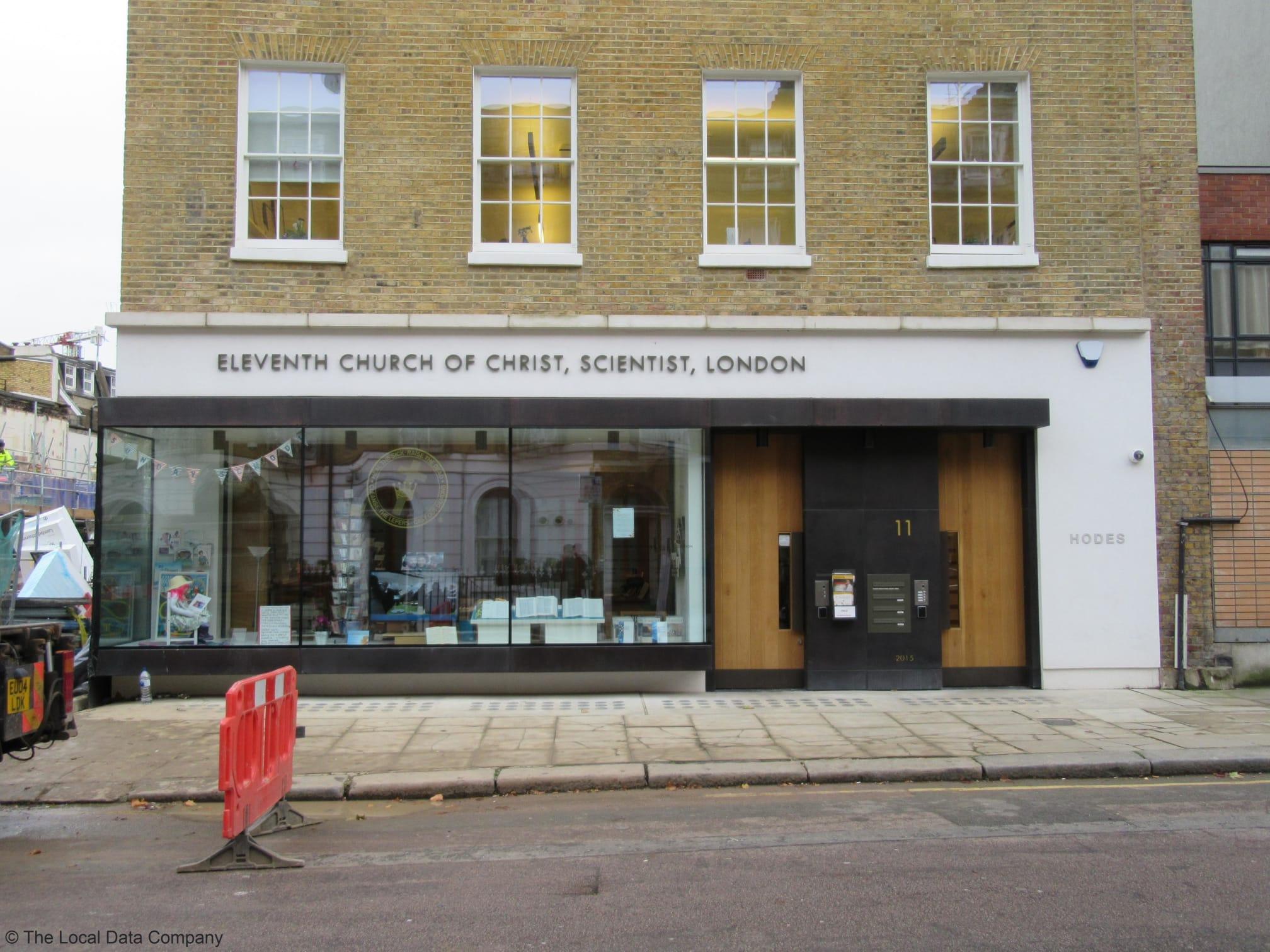 Eleventh Church Of Christ Scientist | 11 St. Chads Street Kings Cross, London WC1H 8BG | +44 20 7837 0669